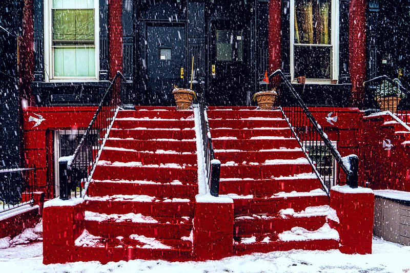 The Red Steps
