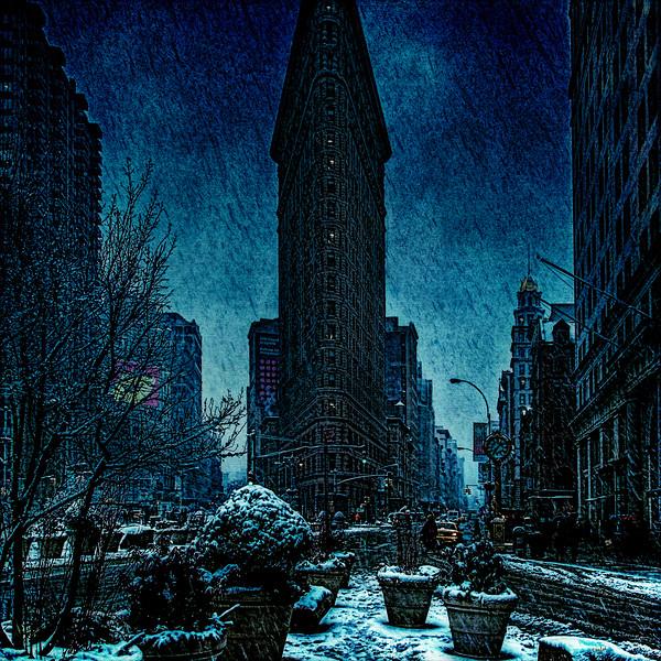 Flatiron Building Blues
