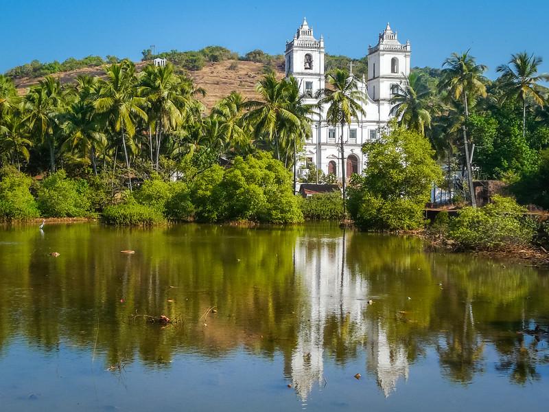 Candolim Church, Goa