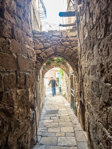 Akko Alleyway, Israel