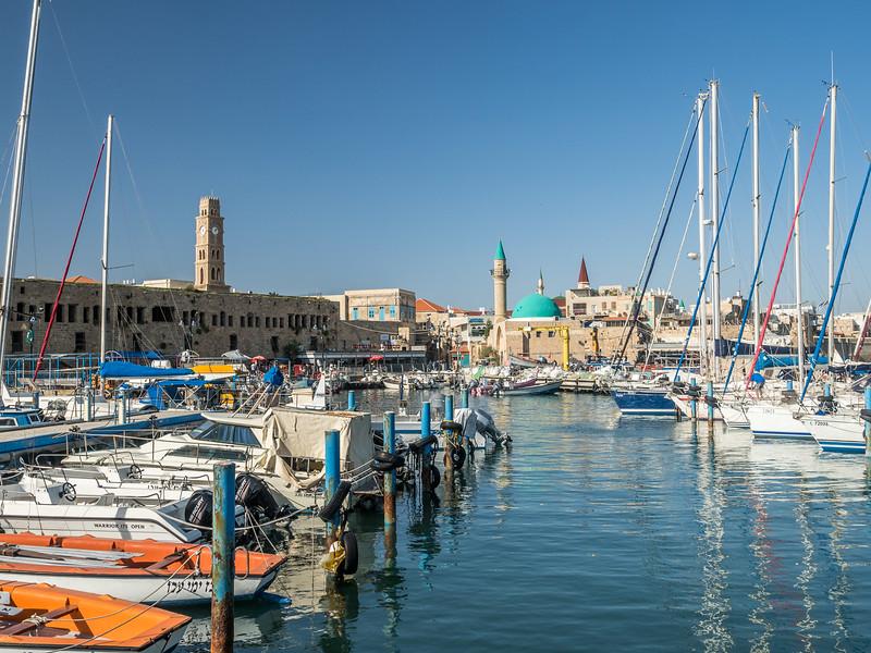 Akko Harbor, Israel