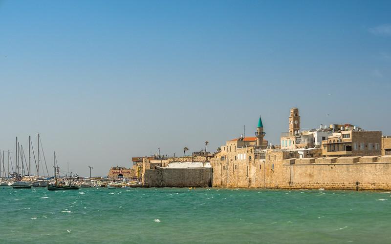 Akko on the Sea, Israel
