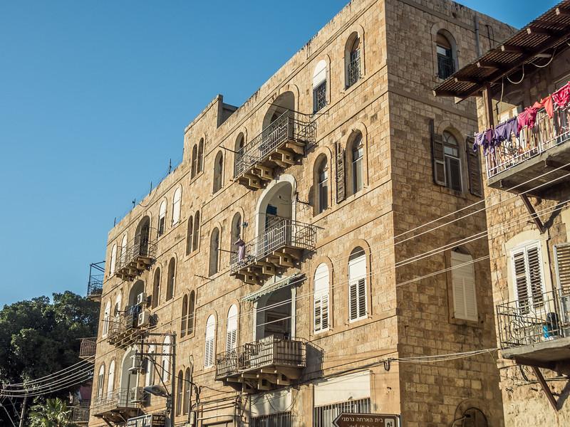 German Colony Apartments, Haifa, Israel