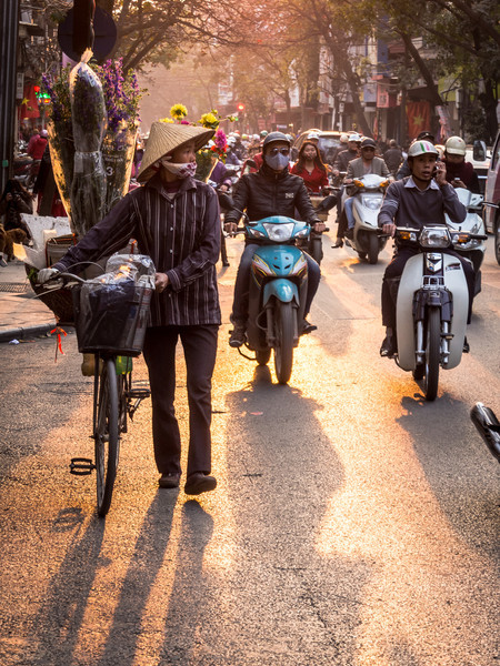 Yellow Street, Hanoi