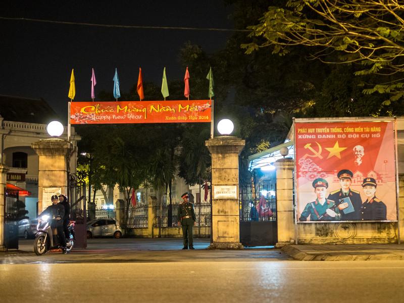 At the Gate, Hanoi