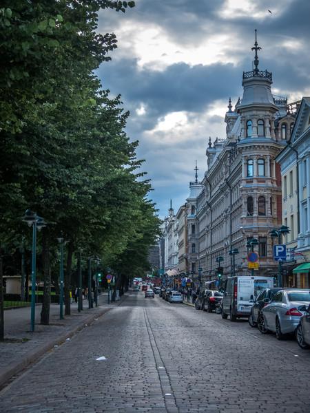 Pohjoisesplanadi, Helsinki