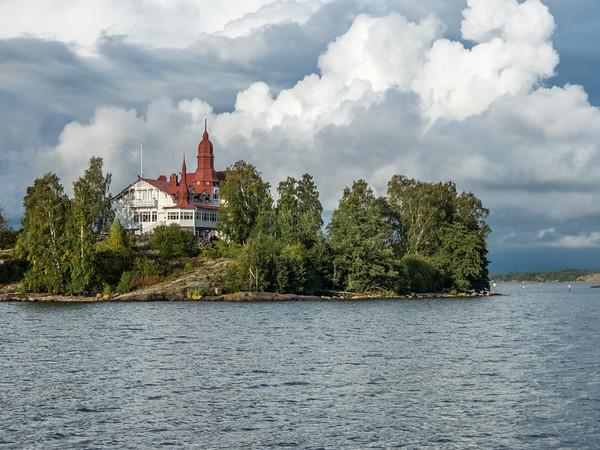 Luolo Island, Helsinki, Finland