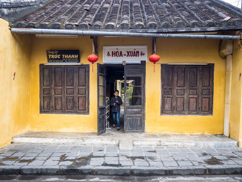 Hoa-Xuan, Hoi An