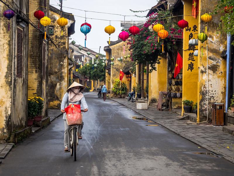 Morning Ride, Hoi An, Vietnam