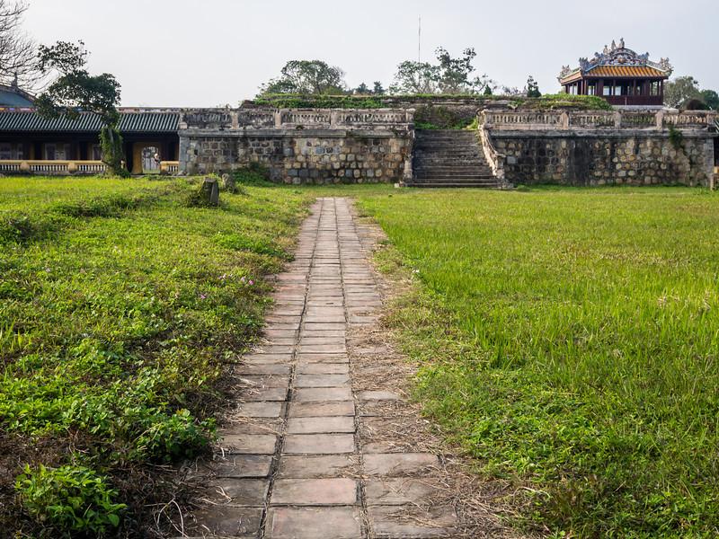 Palace Pathway, Hue