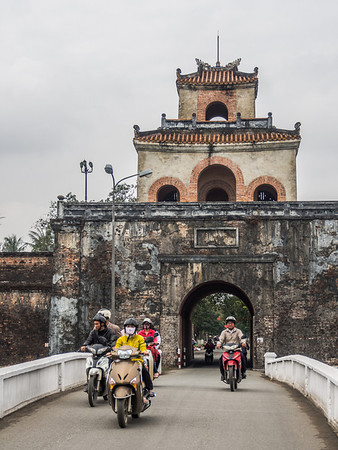 Gate to the Citadel, Hue