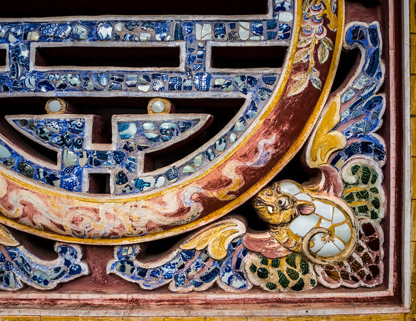 Colorful Closeup, Hue