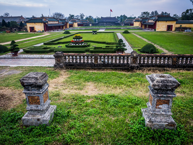 The Imperial Palace, Hue, Vietnam