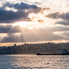 A Ship's Safe Passage, Istanbul