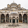 Coutyard of the Yeni Mosque, Istanbul