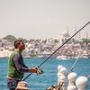 Üsküdar Fisherman, Istanbul