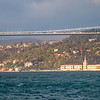 The Military Academy and the Bosporus Bridge, Istanbul