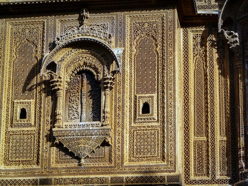 Closed Window, Jaisalmer