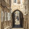 Morning Alleyway, Jerusalem