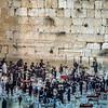 Shabbat Night at the Western Wall, Jerusalem