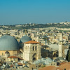 The Church of the Holy Sepulchre from Above, Jerusalem