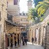 Along the Via Dolorosa, Jerusalem