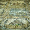 Byzantine Mosaic Floor in the Church of the Holy Sepulchre, Jerusalem