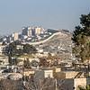 West Bank Wall from Jerusalem