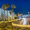Tunnel outside the City Wall, Jerusalem