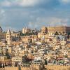 Morning on the City, Jerusalem