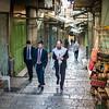 Shabbat Morning Street, Jerusalem