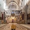 Nave of the Church of the Holy Sepulchre, Jerusalem