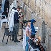 Shema Yisrael at the Western Wall, Jerusalem