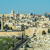 The Old City from the Lion's Gate, Jerusalem