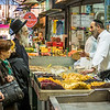 Marketplace Negotiations, Jerusalem