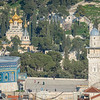 Mount of Olives and the Temple Mount, Jerusalem