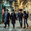 Old City Streets on Shabbat Evening, Jerusalem