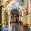 Colorful Entryway of the Dormition Cathedral, Kiev