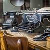 Typewriter, Oskar Schindler Factory, Kraków, Poland
