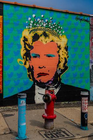 Queen Of Graffiti