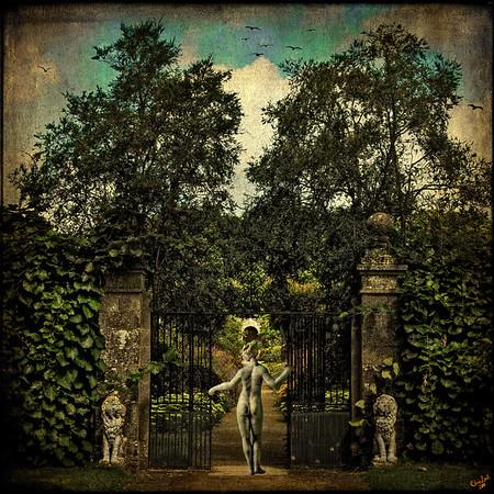 Faith at the Garden Gate