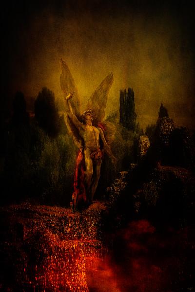 Beckoning Lucifer