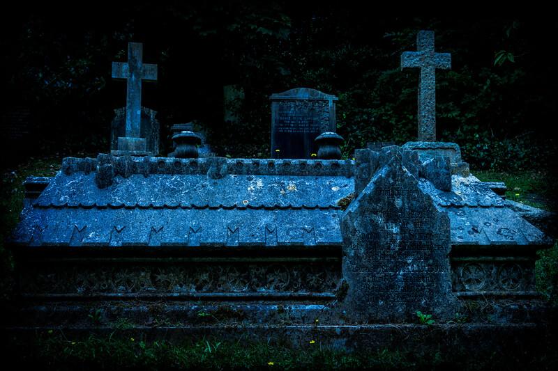 The Vampire's Sarcophagus
