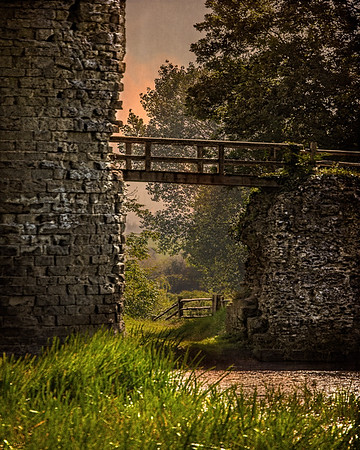 Crossing The Moat