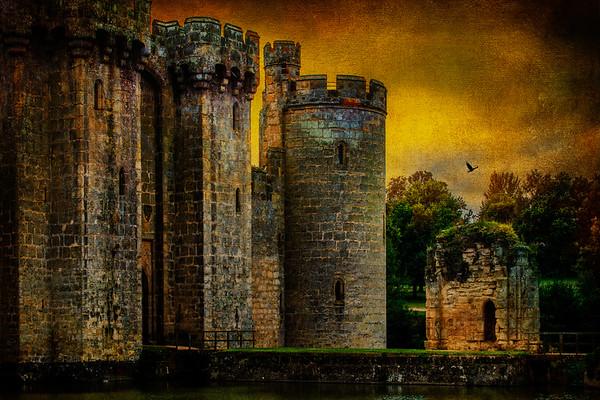 Entrance To Bodium Castle