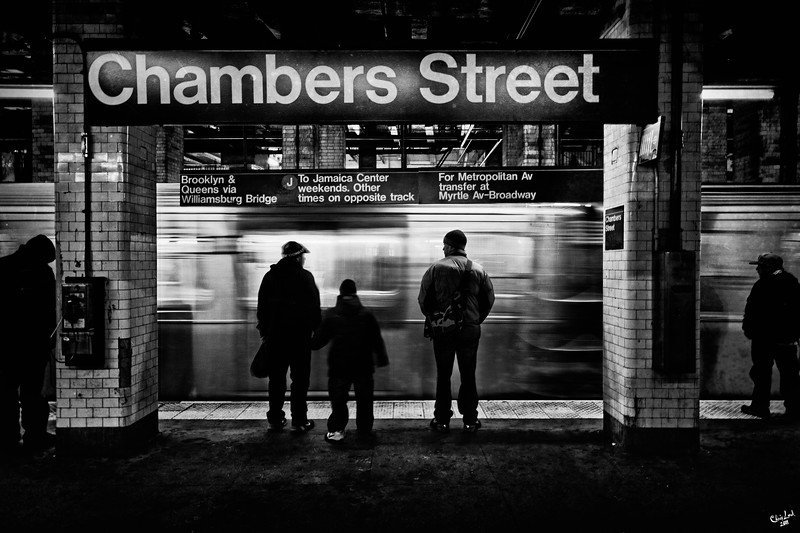Chambers Street