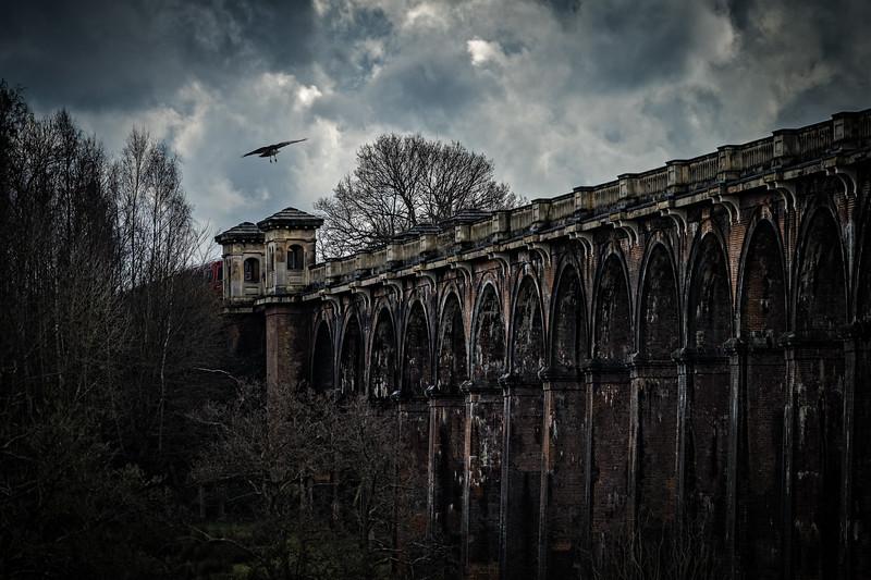 Railway Viaduct in Balcombe, West Sussex