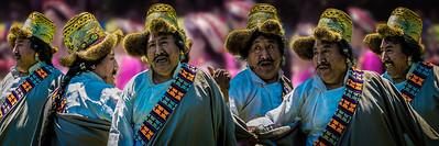 The Tibetan Dance