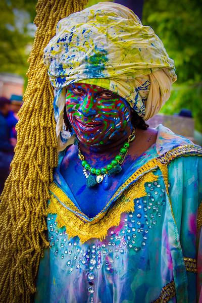 Dance Parade Participant