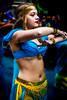 Parade Belly Dancer